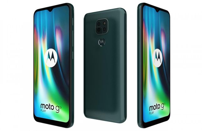 Nowa Motorola g 9 Play 4/64 Forest Green