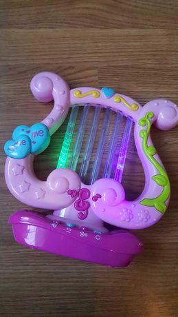 Harfa mała Brimarex dźwięk i światło