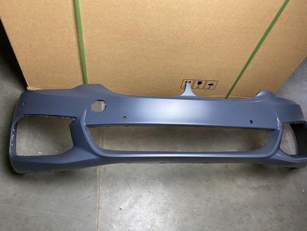 Бампер передний (кожура) BMW 5 G30/G31 M-Tech, M-Paket