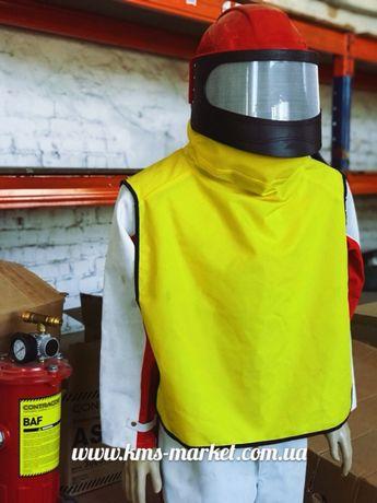 Шлем Contracor Aspect пескоструйщика |абразивоструйщика |маска| сиз