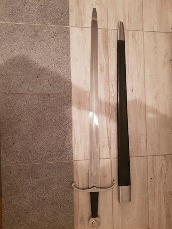 Miecz średniowieczny stalowy