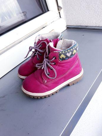 Buty na zimę dla dziewczynki Deichmann rozm 24 15.5cm