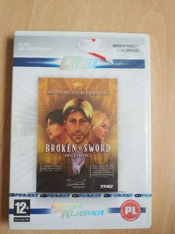 Gra Broken Sword Anioł Śmierci na PC
