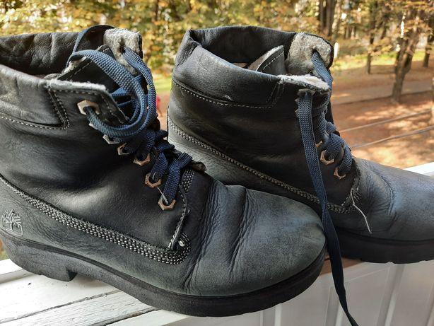Ботинки женские 38 размер набук