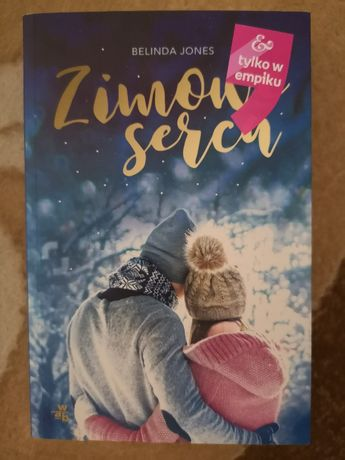 Książka Belinda Jones - Zimowe serca + Lara Parker - Mroczne cienie
