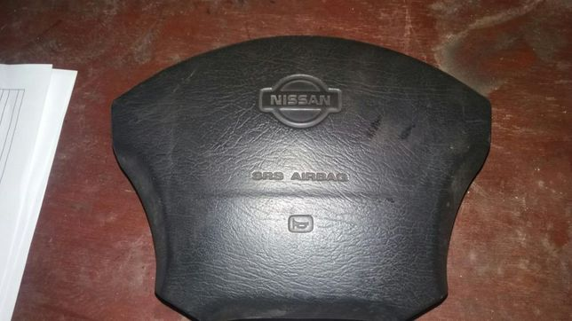 Airbag condutor Nissan Terrano II disponivel para todos os modelos