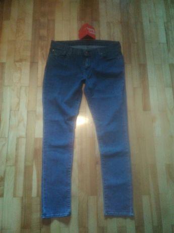 jeansy damskie Levi's 527 32/32 Super Skinny