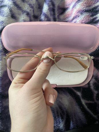 Okulary +1.0
