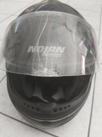 Capacete para mota Nolan