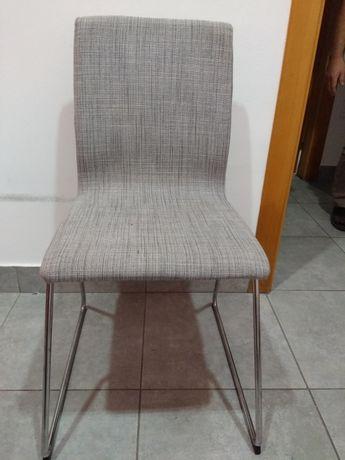 Cadeira de tecido IKEA