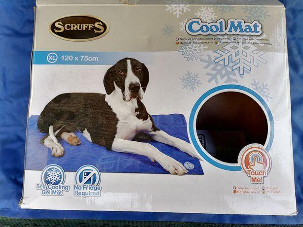 Mata chłodząca dla psa 120x75 cm