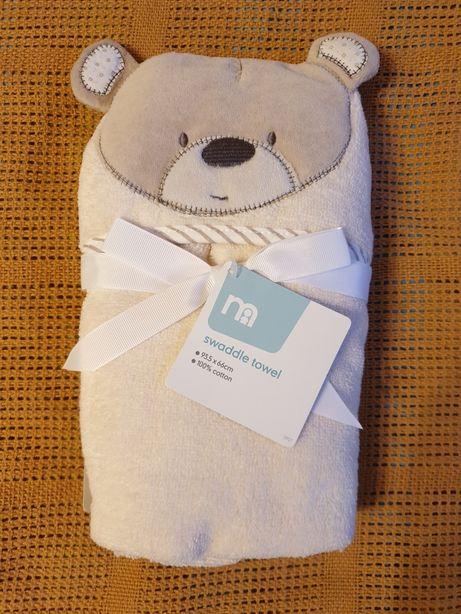 Полотенце Mothercare для младенца, новое