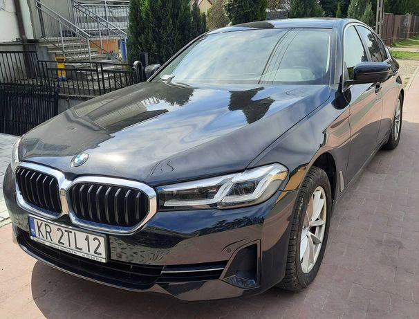 Odstąpię leasing / wynajem długoterminowy BMW 520d xDrive Sedan