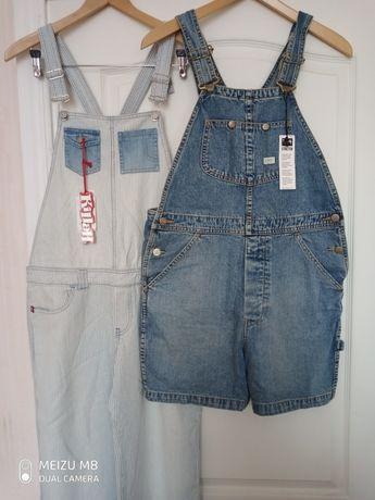 Молодежний джинсовий комбинезон LEE(оригинал),MISS SIXTY.