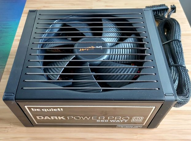Zasilacz Be Quiet Dark Power Pro 11 550W