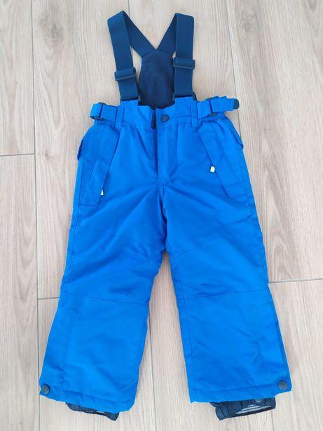 Spodnie zimowe rozmiar 92