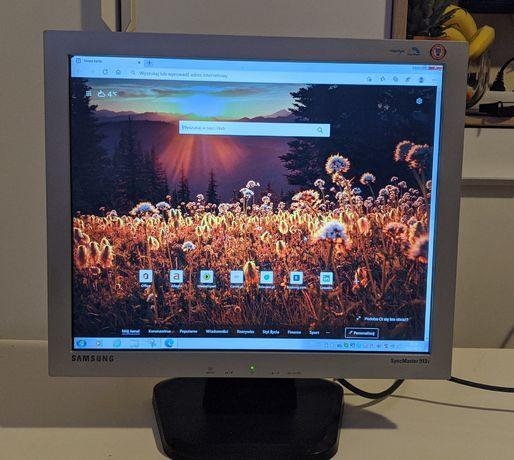 Monitor LCD Samsung syncmaster 913v