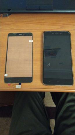 Тачскрин сенсор Xiaomi Redmi 4