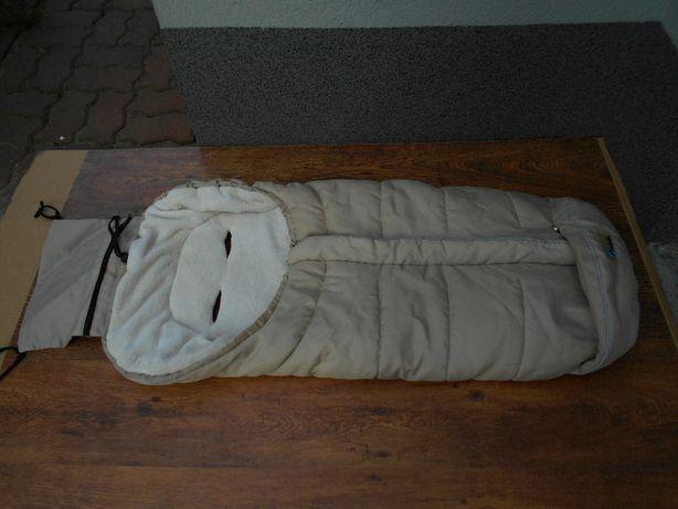 Śpiwór Śpiworek do wózka Altabebe porządny zimowy