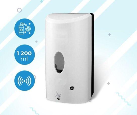 Дозатор диспенсер сенсорный, бесконтактный для антисептика, мыла 7960