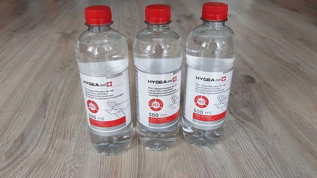 Płyn do dezynfekcji rąk 0,5l 70%