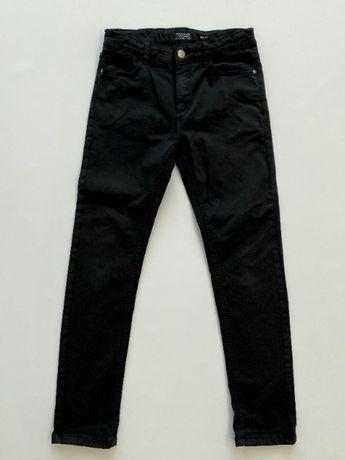 Черные брюки Mayoral на мальчика, р-р 140