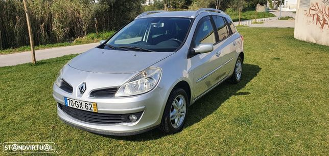 Renault Clio Break 1.5 dCi Dynamique