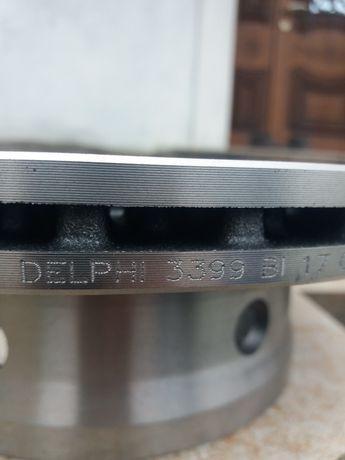 Тормозні диски нові sprinter  crafter