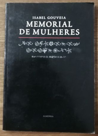 memorial de mulheres, isabel gouveia, almedina