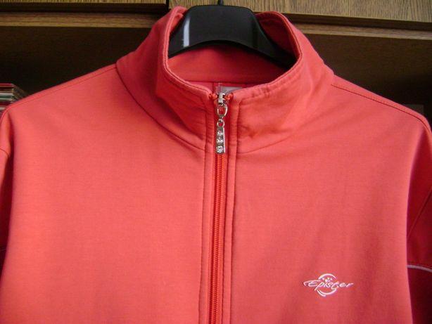 Różowa bluza sportowa Epister XXL