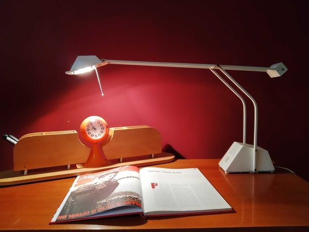 Lampa wahadłowa Hustadt Lauchten,lata 80 Prl Niemcy