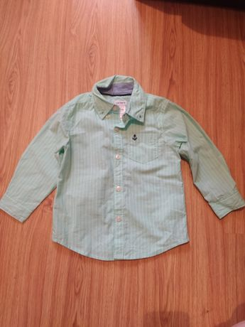 Продам рубашку на хлопчика