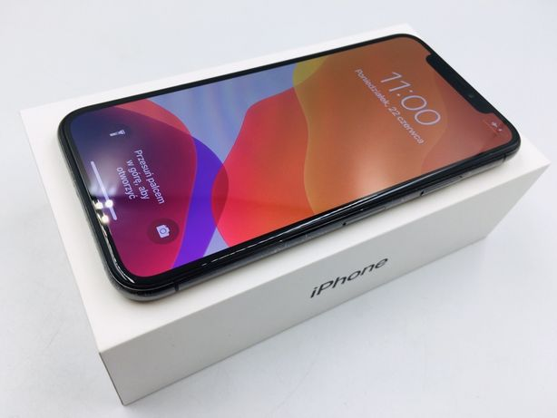 iPhone X 256GB SPACE GRAY • PROMOCJA • Gwarancja 1 MSC • AppleCentrum