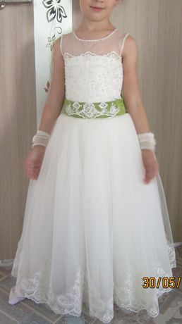 Нарядное платье/ выпускное/ свадебное/