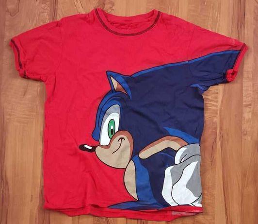 Super koszulka t-shirt Next na 12 lat sonic x project 152