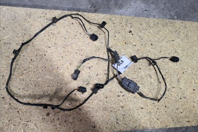 Kompletna instalacja PDC czujniki cofania parkowania Focus CMax Kuga