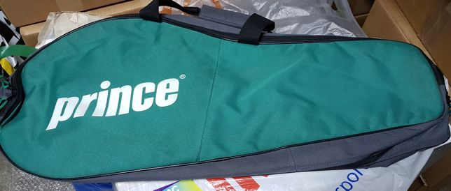 Saco para equipamento de ténis (raquetes), novo, da marca PRINCE