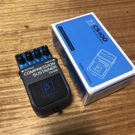 Гитарная педаль компрессор Beta Aivin Cs-100