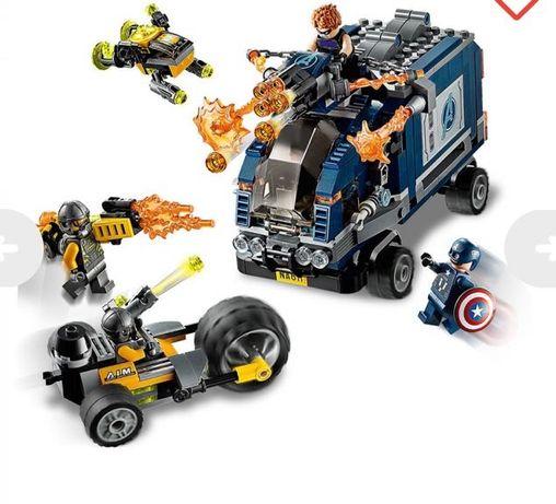 Lego 76143 super heroes