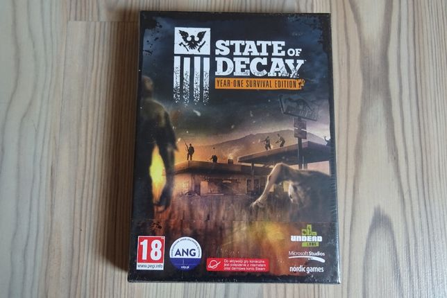 Gra State of Decay PC