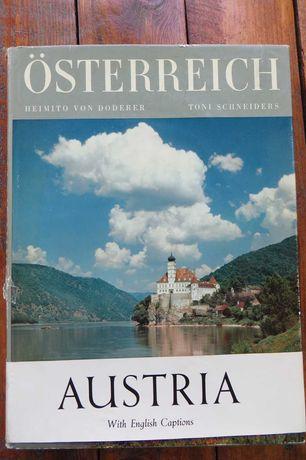 Австрия. Альбом, фотографии, большой формат