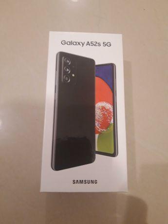 Samsung Galaxy A52 S 5G, NOWY CZARNY