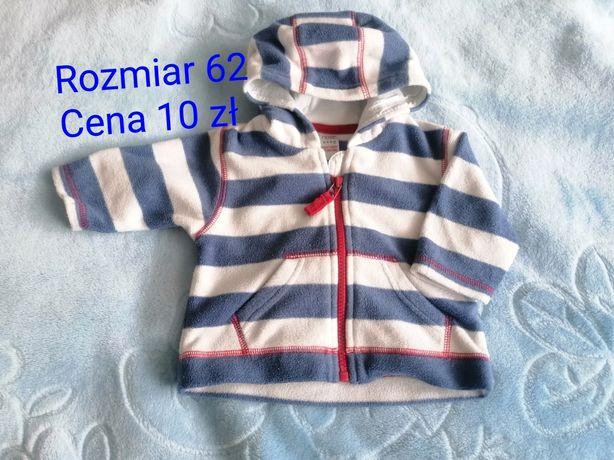 Bluzy niemowlęce r. 62