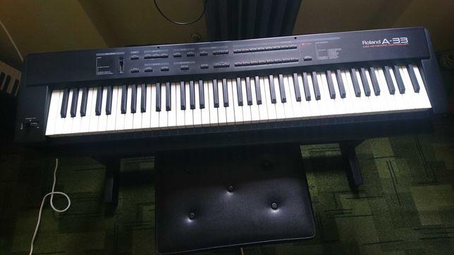 Roland A33 kultowa klawiatura sterująca