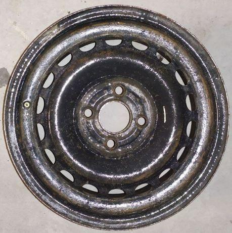 Колесо, диск, покрышка, резина R14 ВАЗ, Ланос