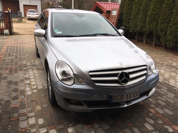 Mercedes Benz R klasa