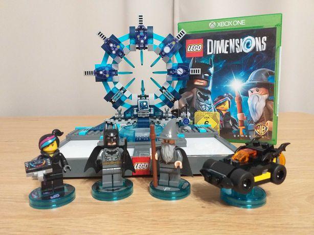 Lego Dimensions Starter Pack Zestaw Startowy XBOX ONE XONE