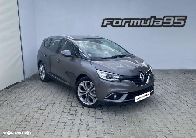 Renault Grand Scénic 1.5 DCI INTENSE 7 LUG