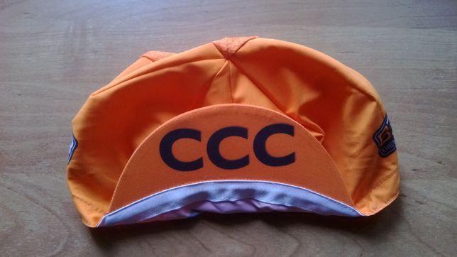 CCC Pro Cycling Team czapeczka pod kask Biemme Tour De France Pologne