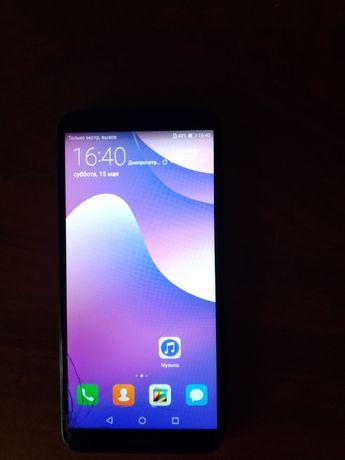 Продам телефон Huawei Y6